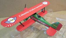 1931 Stearman Die-Cast Biplane Columbia Aviation Association Portland Oregon NEW