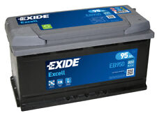 EB950 3 Year Warranty Exide Battery 95AH 800CCA W017SE Type 017