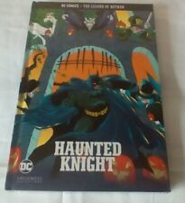 THE LEGEND OF BATMAN - HAUNTED KNIGHT -VOLUME 15 - DC COMICS, EAGLEMOSS Sealed