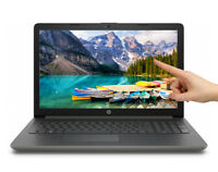 "NEW HP Notebook 15.6"" Touch HD Intel i7-7500U 3.5GHz 256GB SSD 8GB RAM WIN 10"