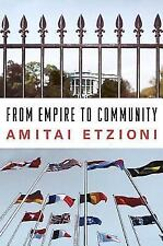 From Empire to Community : A New Approach to International Relations by...