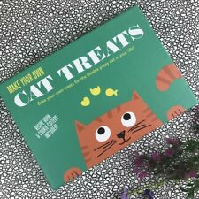 Make Your Own Cat Treats, Cat Treats, Gift for Cat, Cat Gift, Cat Present, Cat