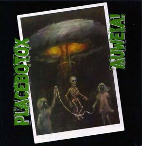 "PLACEBOTOX / AUWEIA! Split Single 7""Vinyl (2011 Attack)"