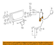 GM OEM Front Door-Door Lock Kit 88956758