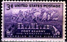 USA 1948 Sc970 1v mnh Fort Kearny, Nebr., cent