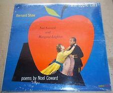 Noel Coward/Margaret Leighton BERNARD SHAW The Apple Cart Caedmon TC 1094 SEALED