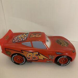 Pixar Cars Lightning McQueen Fast Talking Programable