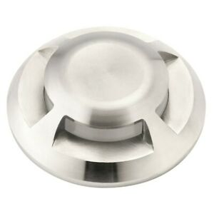 Kichler Mini All-Purpose Four Way Top Accessory, Stainless Steel - 16145SS