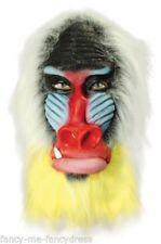 Accessori multicolore in gomma per carnevale e teatro, a tema degli Animali e Natura
