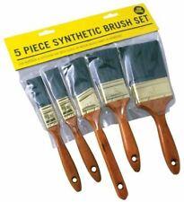 Job Done Synthetic Brush Set 5pk