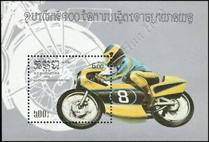 100 years Motorcycle (143A) (MNH)