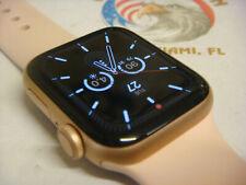 Apple Watch SE 40mm Rose Gold Aluminum Case Pink Sand Sport Band GPS CELLULAR