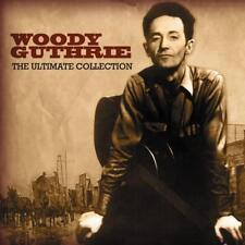 WOODY GUTHRIE - THE ULTIMATE COLLECTION -NEW SEALED 2CD