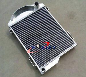 Aluminum radiator for AUSTIN HEALEY 3000 1959-1967 1960 1961 1962 1963 1964 1965