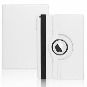 """For Apple iPad 10.2"""" 8th Generation 2020 Rotating Stand Leather Smart Case Cover"""
