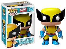 Funko Pop Marvel Universe Wolverine Bobble-head Vinyl Action Figure Toy #05