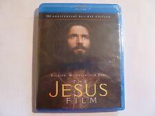 "BLU RAY ""JESUS FILM"" 35TH ANNIVERSARY EDITION BLU RAY DVD-BRAND NEW!"