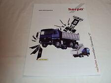 W/2/13/2 Modell Modellauto Katalog Prospekt Herpa Miniaturmodelle Neuheiten 1997