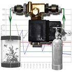 CO2 NACHTABSCHALTUNG MAGNETVENTIL PH REGLER METER SYSTEM VENTIL AQUARIUM MV1