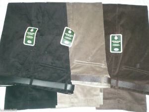 """MENS CLASSIC THICK CORDS/CORDUROY TROUSERS W 32"""" to 56"""" L 27"""" 29"""" 31"""" 33"""""""