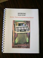 Seeburg Model M100C Jukebox Manual