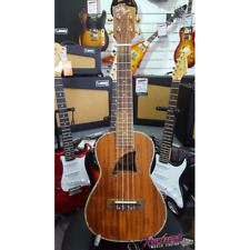 Eddy Finn EF-26-KC Concert Ukulele with Koa Body and Aquila Strings