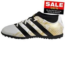 Adidas Ace 16.3 Primemesh TF Junior Kids Boys Astro Turf Football Trainers White