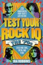 Test Your Rock Iq : The '70s - Disco and Funk, Metal and Punk, 250.