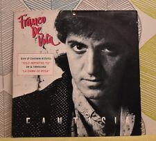 FRANCO DE VITA - Fantasia [Vinyl LP,1986] Venuzuela Import S0.134 Latin Pop *EXC
