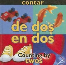 Contar: de DOS En DOS/Counting By: Twos (Conceptos (Bilingual))-ExLibrary