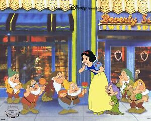 Snow White and the Seven Dwarfs The Magic of Disney Animation Limited Edition Ce