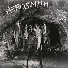Aerosmith Night in The Ruts 180gm Numbered Vinyl LP & RSD 2014 MOV