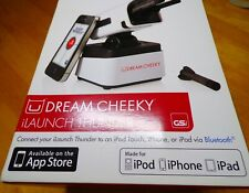 Dream Cheeky 358 USB iLaunch Thunder for iPhone/iPad/iPod Missile Launcher NIB