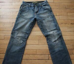 G-STAR Elwood 5620 Jeans pour Homme W 30 - L 32  Taille Fr 40  (Réf # O184)