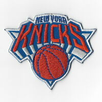 NBA New York Knicks Iron on Patches Embroidered Badge Patch Applique Sew Emblem