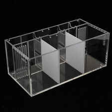 Aquarium Breeding Case Isolation Fish Tank Filter Box Hatchery Incubator