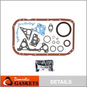 Lower Gasket Set Fit 97-04 Mitsubishi Diamante Montero Sport 3.5 6G74