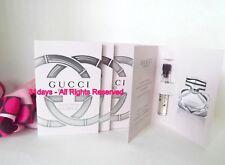 NEW 5 X Gucci Bamboo Eau de Parfum Women Perfume Sample Splash .05 oz / 1.5 ml
