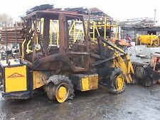 CAB FRAME FROM FIRE DAMAGED 2005 JCB 2CX AIRMASTER