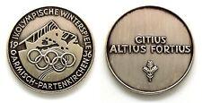 Medaglia Replica IV Olympische Winterspiele 1936 Garmisch-Partenkirchen - Citius