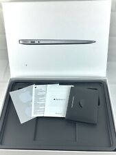 """Apple 13"""" MacBook Air *Box* A1466 Mqd32Ll/A *Empty Box + Inserts Tray Only*"""