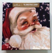 Sello de Navidad De Coca Cola Santa Navidad Galería tarjeta Caja De 10 Tarjetas 11403067