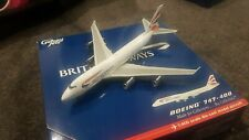 Gemini Jets 1:400 British Airways 747-400 G-CIVZ