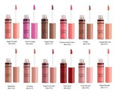 AUTHENTIC NYX Butter Lip Gloss - Pick Any 3 Colors & Message Us + FREE SHIPPING
