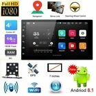 2 Din 7'' Car Autoradio Android 8.1 Navigatore GPS Bluetooth WIFI USB/FM Mirror