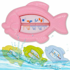 Child Baby Safety Cute Fish Bath Thermometer Water Temperature Meter Water Toy