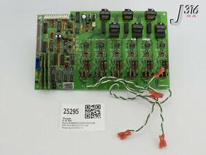 25295 PARKER COMPUMOTOR PCB, PCB, Z-DRIVE AMP BOARD, 61-010378-03 71-010379-03