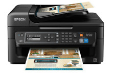 Epson® WorkForce WF-2630 Wireless Color Inkjet All-In-One Printer, Copier, Scann
