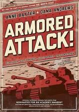 Armored Attack / North Star, DVD, Huston, Walter, Von Stroheim, Erich, Milestone