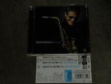 David Sanborn Time Again Japan CD Mike Mainieri Steve Gadd Christian McBride